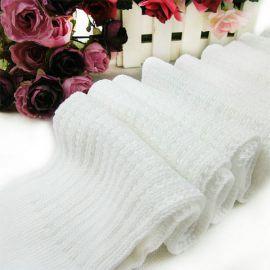 Cosplay shirring socks