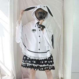 Neko Atsume poncho