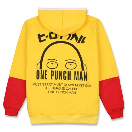One Punch Man - Saitama Oppai hoodie