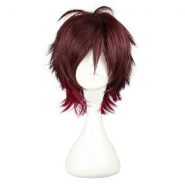 Amnesia - Shin wine red wig