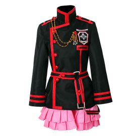 D.Gray-man - Lenalee Lee costume