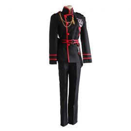 D.Gray-man - Allen Walker costume