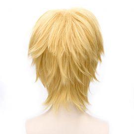 Free! - Nagisa Hazuki lyhyt vaalea peruukki