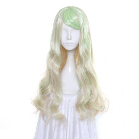 Little Witch Academia - Diana Cavendish long blonde curly wig