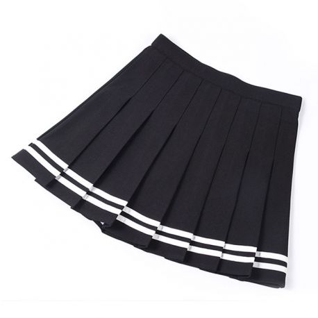 Cosplay school uniform skirt