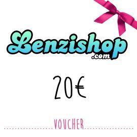 Lenzishop 20 EURO voucher