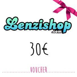 Lenzishop 30 EURO voucher