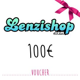 Lenzishop 100euron lahjakortti