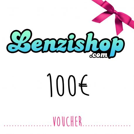 Lenzishop 100 EURO voucher