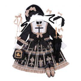 Premium classic Lolita dress