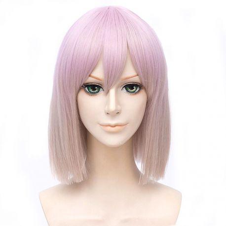 SSSS.GRIDMAN - Shinjo Akane short pink wig