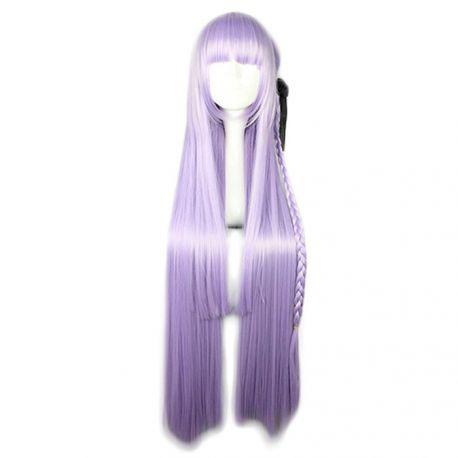 Dangan Ronpa - Kyoko Kirigiri long light purple wig