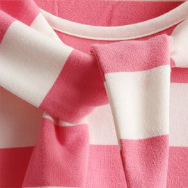 Long pink bunny sweater