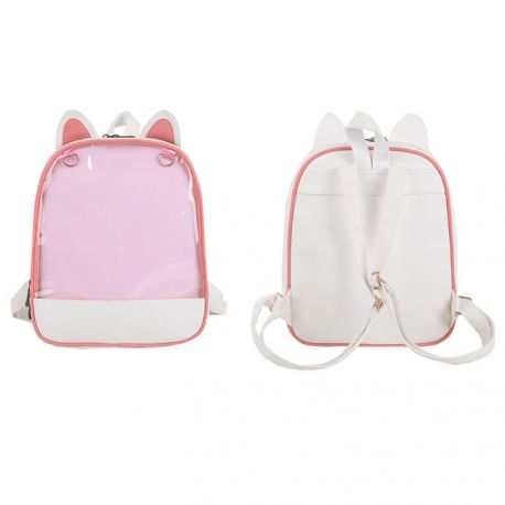 Ita-bag backpack with ears