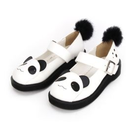 Cosplay Lolita panda shoes