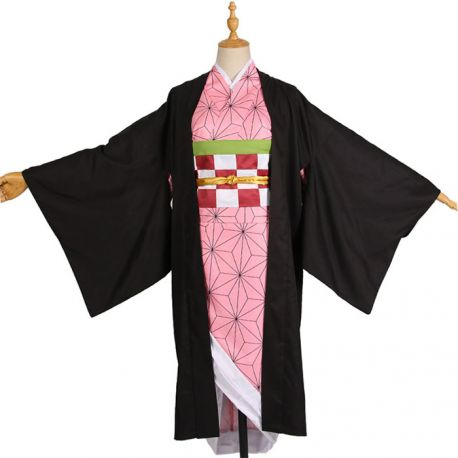 Kimetsu no Yaiba - Nezuko Kamado kimono