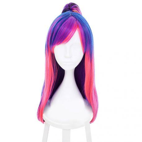 My Little Pony - Twilight Sparkle long purple wig