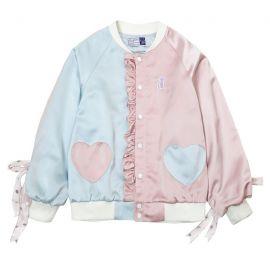 Harajuku style baseblal-jacket