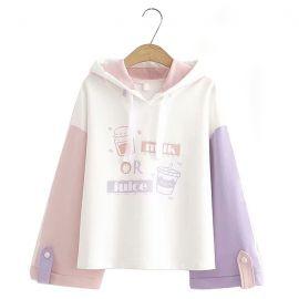 Milk or Juice hoodie