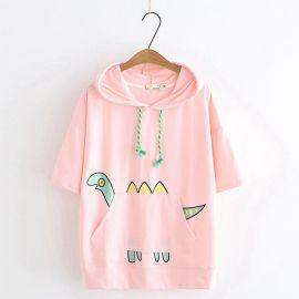 Cute dinosaur blouse