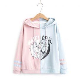Angel & Devil hoodie