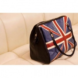 British style women's bag