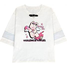 Violent Rabbit T-paita