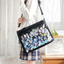 Transparent ita-bag