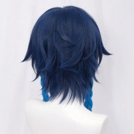Genshin Impact - Venti long blue wig