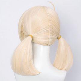 Genshin Impact - Klee short blonde wig