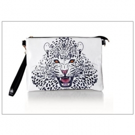 Leopard pattern bag