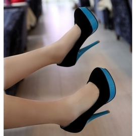 Vocaloid - Miku Hatsune high heel shoes