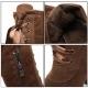 Women's long high heel boots
