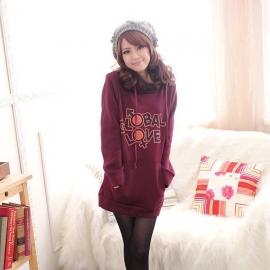 Global Love hoodie