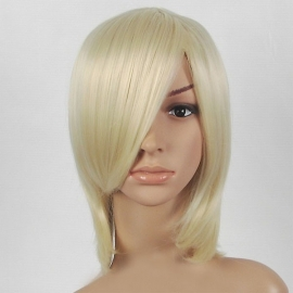 Axis Powers Hetalia - Norway short blonde wig
