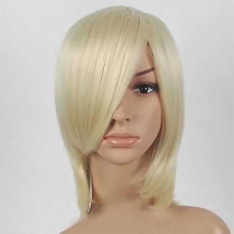 Axis Powers Hetalia - Norway short blonde wig