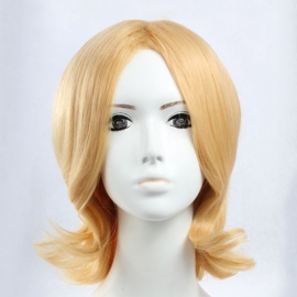 Axis Powers Hetalia - France short blonde wig