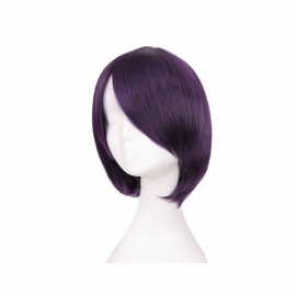 Noragami - Yato short purple wig