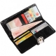 Colorful floral wallet