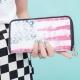 USA pattern wallet