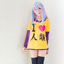 No Game No Life - Sora long sleeve