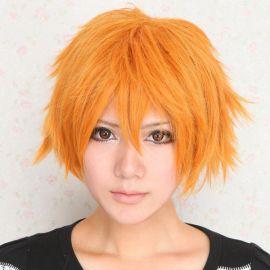 Haikyuu!! - Shouyou Hinata short orange wig