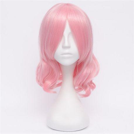 Touhou - Yuyuko Saigyouji pink wig