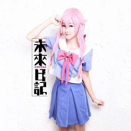 Mirai Nikki - Future Diary - Yuno Gasai school uniform