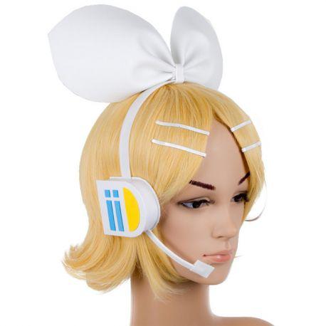 Vocaloid - Kagamine headphones
