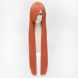 Cosplay long orange wig