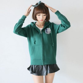 Shingeki no Kyojin - Attack on Titan hoodie