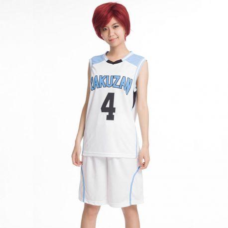 Kuroko no Basket - Akashi Seijyuurou costume