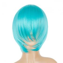 Vocaloid - Miku Hatsune long purple wig with ponytails