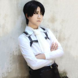 Shingeki no Kyojin - Attack on Titan - Levi Rivaille wig
